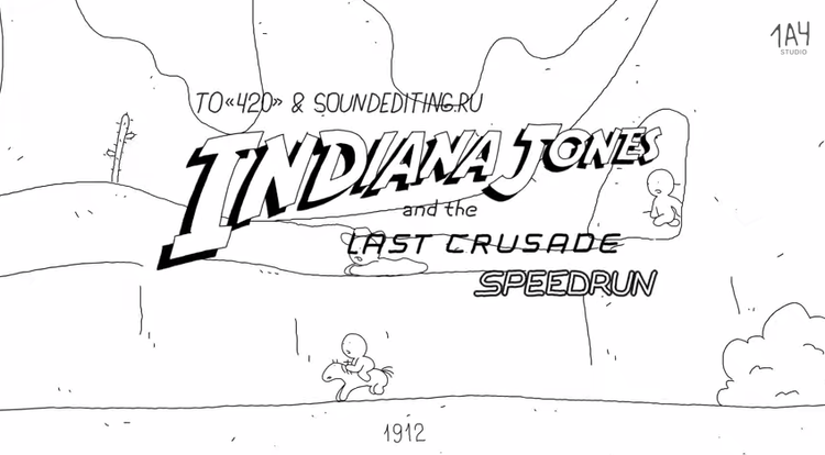 indiana-jones-and-the-last-crusade-60-second-speedrun-video