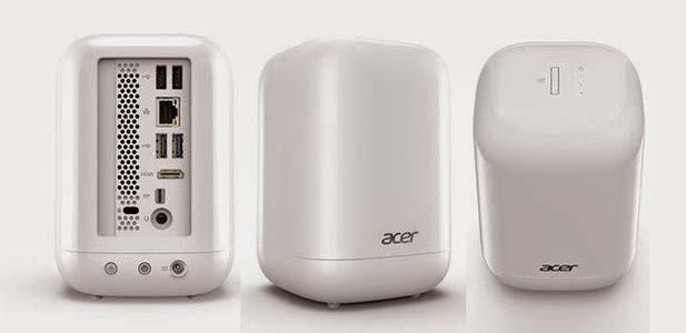 [Nouvelles Technologies] CES 2015 : L'Acer Revo One.