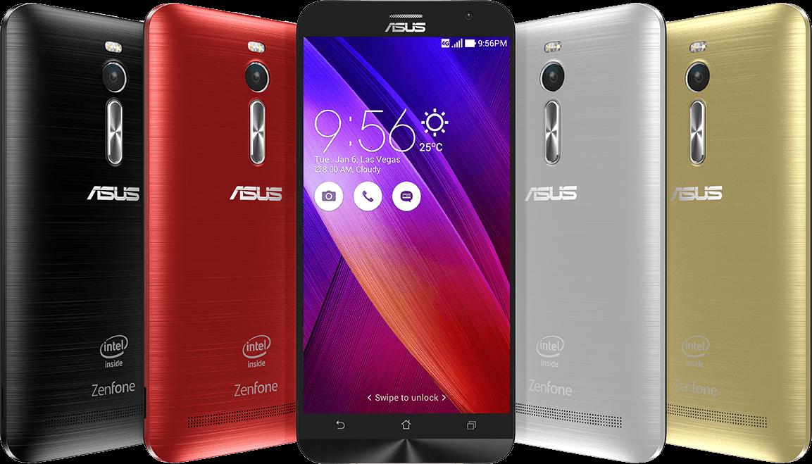 [Nouvelles Technologies] CES 2015 : Le Zenfone 2 d'Asus.