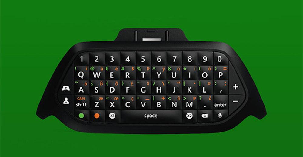 microsoft-chatpad-mini-clavier-xbox-one