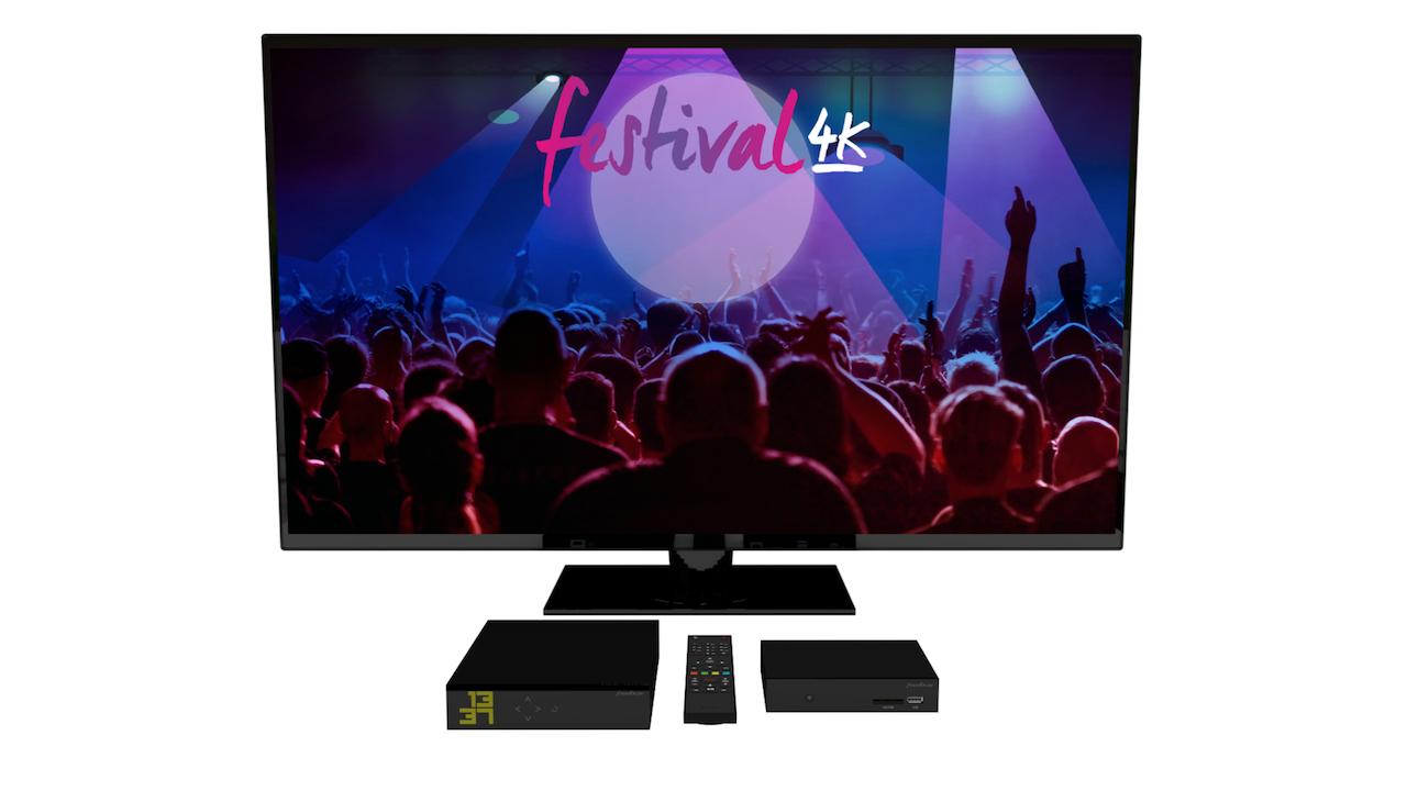 [Actu] Free lance Festival 4K sa première chaîne 4K
