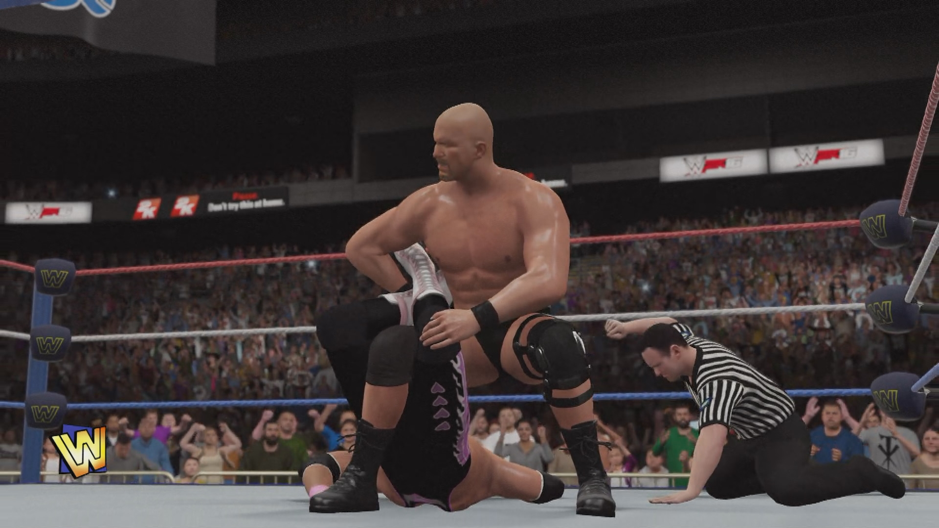 WWE2k16_Showcase