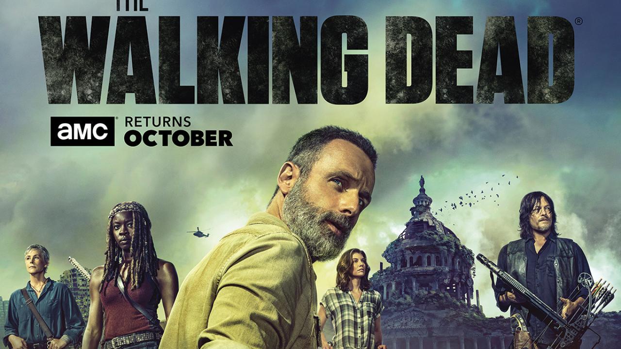 [Actu] The Walking Dead : Une bande-annonce centrée Rick pour la saison 9