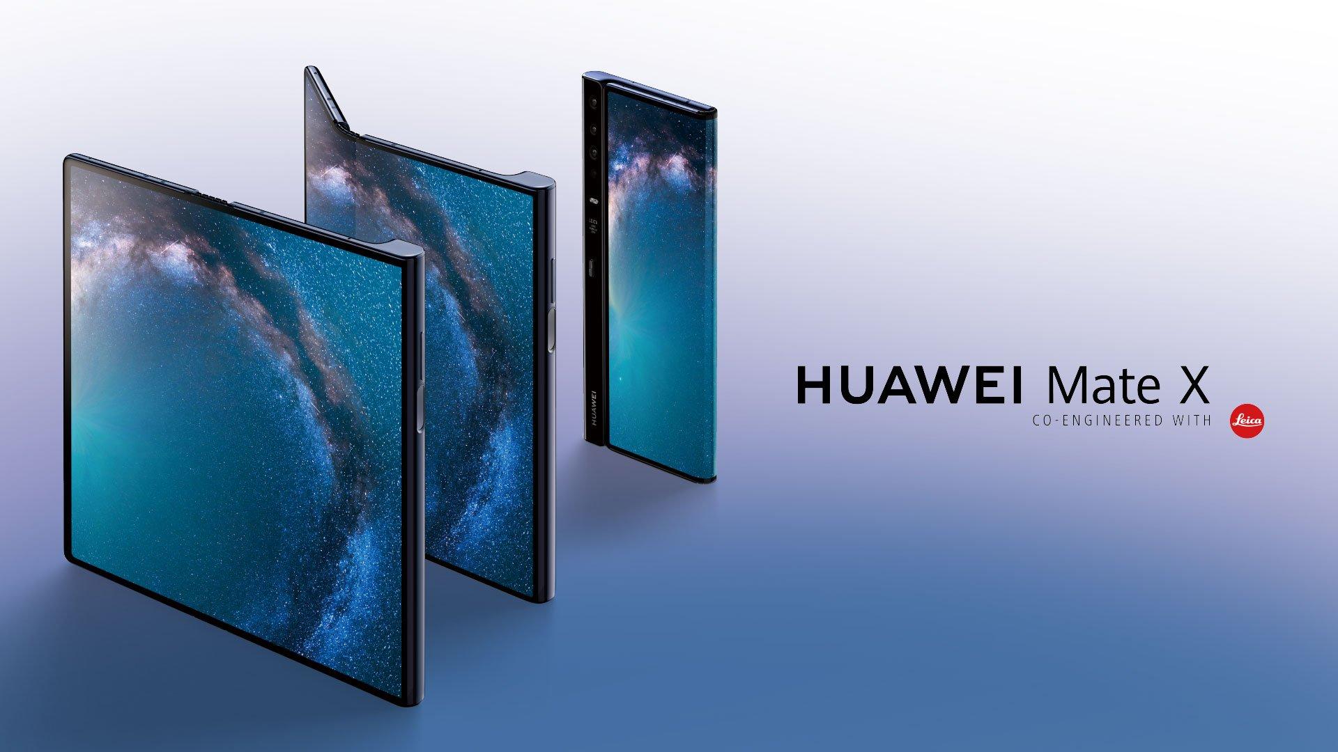 [Nouvelles Technologies] MWC 2019 : Le Huawei Mate X