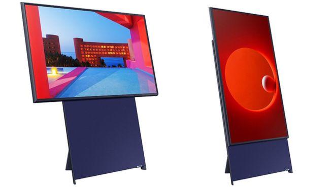 [Actu] Samsung mise sur le téléviseur vertical