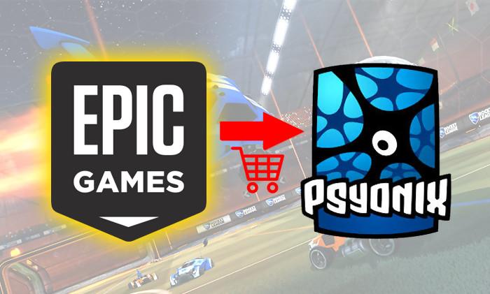 [Jeux Vidéo] Epic Games rachète Psyonix